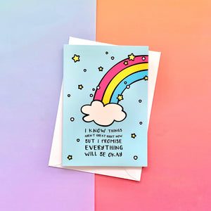 It'll All Be Okay Greeting Card