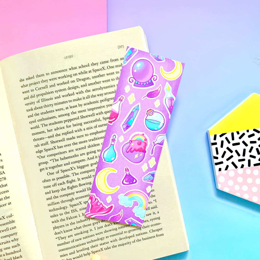 Magical Book Mark