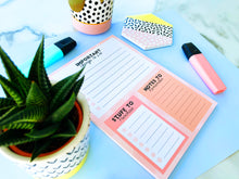 Load image into Gallery viewer, Girl Boss Stationery Set