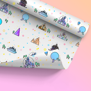 Happiest Gift Wrap