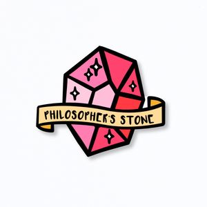 Philosopher's Stone Sticker