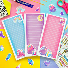 Load image into Gallery viewer, Set of 3 Magical Notepads