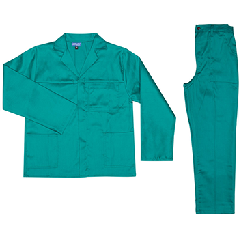 Conti Suit - Flame Resistant - Green
