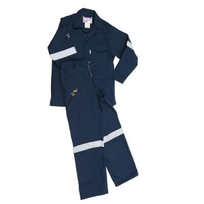 Conti Suit - Flame and Acid Retardant - Navy -