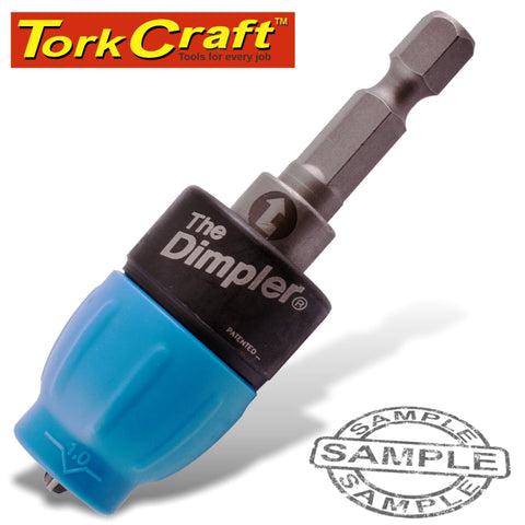 DIMPLER FOR DRIVING DRYWALL SCREWS PH2 AUTO CLUTCH FITS ANY DRILL