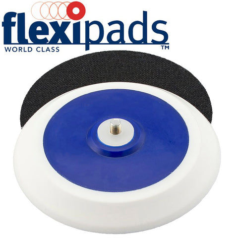 DA SUPER PAD 150MM VELCRO 5/16UNF