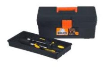 Toolbox Basic 32cm Compact (Black)