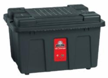 25L Tough Tote - Storage Box with Lid