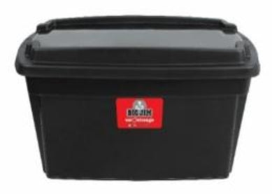 60L Tough Tote Curve - Storage Box with Lid