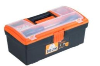 Toolbox Standard 32cm (Orange Organiser Lid)