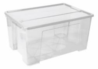 20L Alpha Storage Box (Clear)