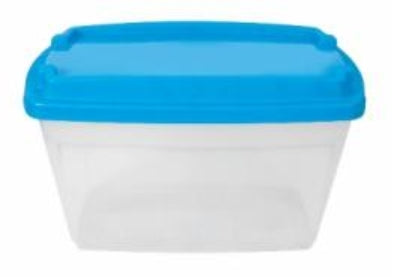 60L Delta Storage Box (Clear)