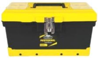Toolbox Professional 42cm (Yellow Lid)