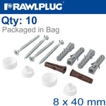 SANITARY FIXING SET