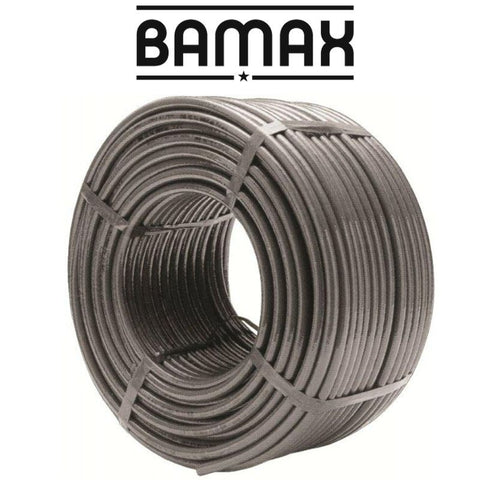 RUBBER HOSE HP 8X13MM 100M