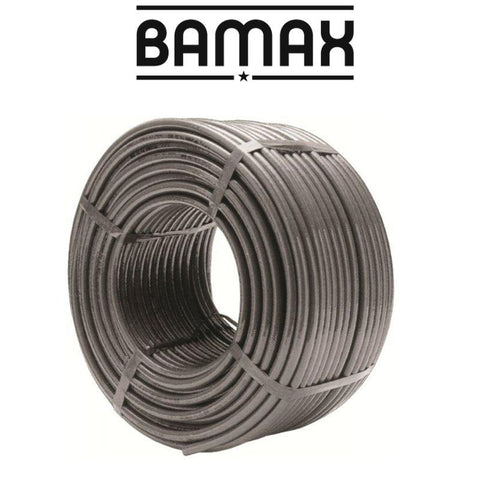 RUBBER HOSE HP 10X15MM 100M