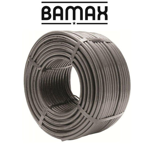 RUBBER HOSE 13MM I.D. 100 METRES
