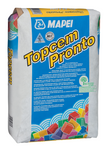 Topcem Pronto (25kg): Ready-to-use, normal-setting, controlled-shrinkage mortar