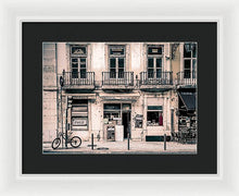 Load image into Gallery viewer, Lisboa. Street Corner  - Framed Print
