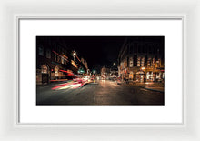 Load image into Gallery viewer, London Bus - Framed Print