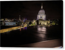 Load image into Gallery viewer, Londonscape - Canvas Print