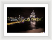 Load image into Gallery viewer, Londonscape - Framed Print