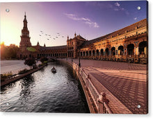 Load image into Gallery viewer, Plaza De Espana - Acrylic Print