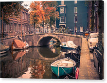 Load image into Gallery viewer, Retro'dam - Canvas Print