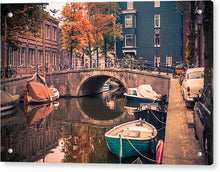 Load image into Gallery viewer, Retro'dam - Acrylic Print