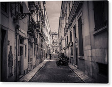 Load image into Gallery viewer, Street Views. Lisbon - Acrylic Print