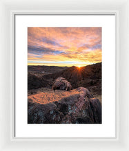 Load image into Gallery viewer, Sunkiss - Framed Print