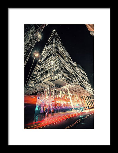 The Shard - Framed Print