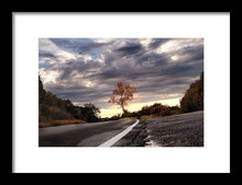 Load image into Gallery viewer, The Tree Of Light - Framed Print