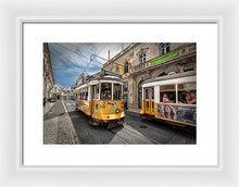 Load image into Gallery viewer, Trame 28 - Framed Print
