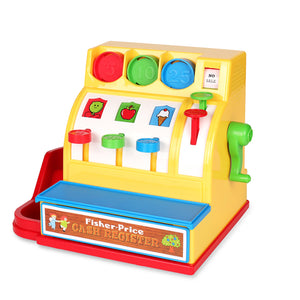 Fisher Price Classic Cash Register Kids Toy - 02073