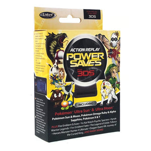 Datel Action Replay Power Saves (Nintendo 2DS / 3DS XL)