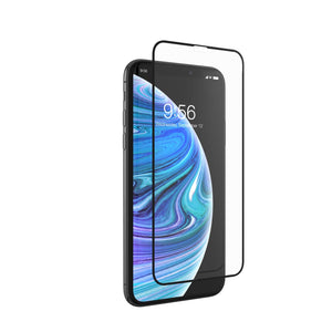 Zagg InvisibleShield Glass Curve Screen Protector with Black Edge for Apple iPhone XS/X - 200101569