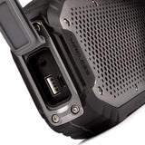 Veho MX-1 Rugged Wireless Bluetooth Speaker | Portable | Travel - VSS-301-MX1