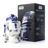 Sphero Star Wars R2-D2 App-Enabled Droid Robot Action Figure - White - R201ROW