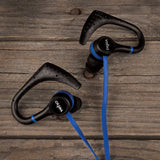 Veho ZB1 In-Ear Sports Wireless Bluetooth Headphones with Microphone and Remote - VEP-007-ZB1