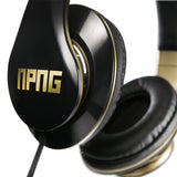 Veho No Proof No Glory Super Soft Adjustable Stereo Headphones - VEP-020-NPNG