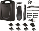 Remington HC366 Ceramic Stylist Hair Clippers Cordless 25 Piece Grooming Kit