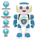 Lexibook Powergirl Junior Educational Dancing Interactive Robot with Remote - Blue - ROB20EN
