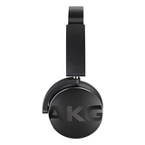 AKG Y50BT On-Ear Bluetooth Headphones - Black - Y50BTBLK