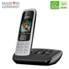 Gigaset C630A Single DECT Cordless Telephone with Answer Machine & Call-Block