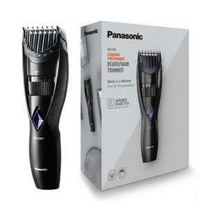Panasonic ERGB37 Wet & Dry Electric Beard Trimmer for Men with 20 Cutting Lengths - ER-GB37