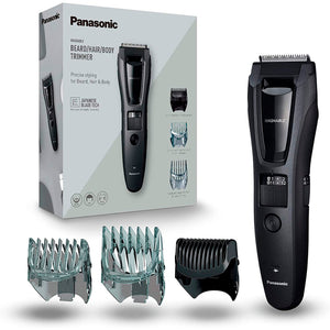 Panasonic ERGB62 Beard/Hair Trimmer for Men Rechargeable & Mains - ER-GB62H