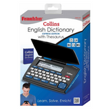 Franklin Collins English Dictionary with Thesaurus - DMQ221