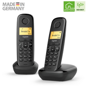 Gigaset A170 Digital Cordless Telephone with Illuminated Display - Single & Duo