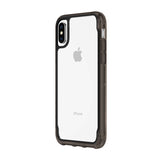 Griffin Survivor Clear Case for Apple iPhone X/XS - Clear/Black - GIP-007-CBK